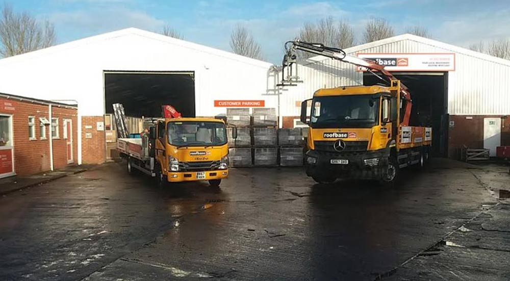 Introducing Our New Roofbase Exeter Roofing Merchant