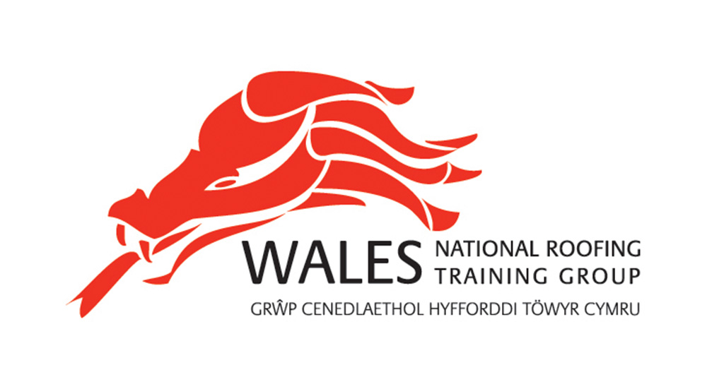 The Wales National Roofing Training Group Logo