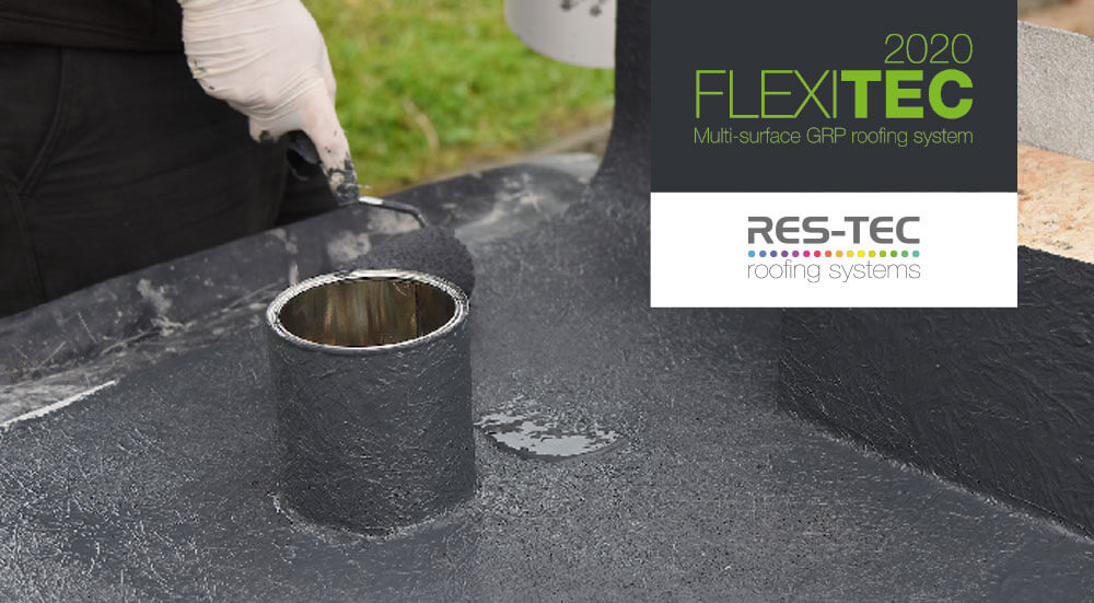 Flexitec 2020 GRP Roofing System