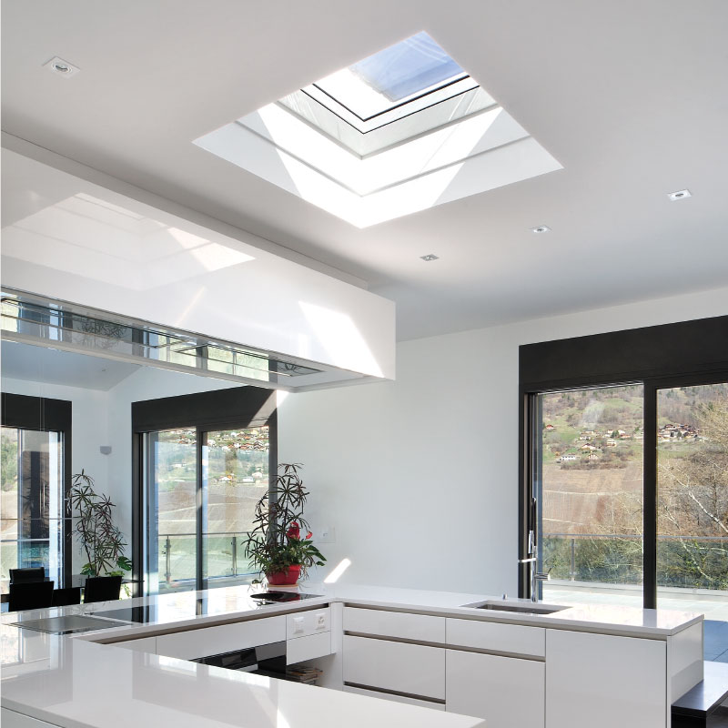 VELUX Flat Roof Dome Windows