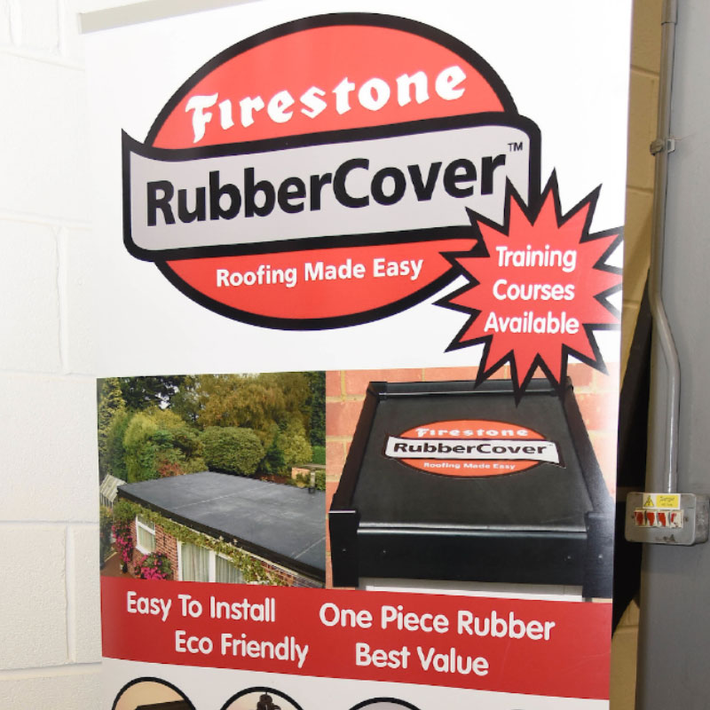 RubberCover EPDM Roll