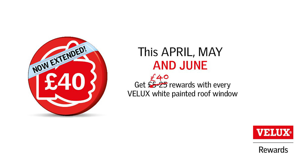 VELUX Rewards Extended
