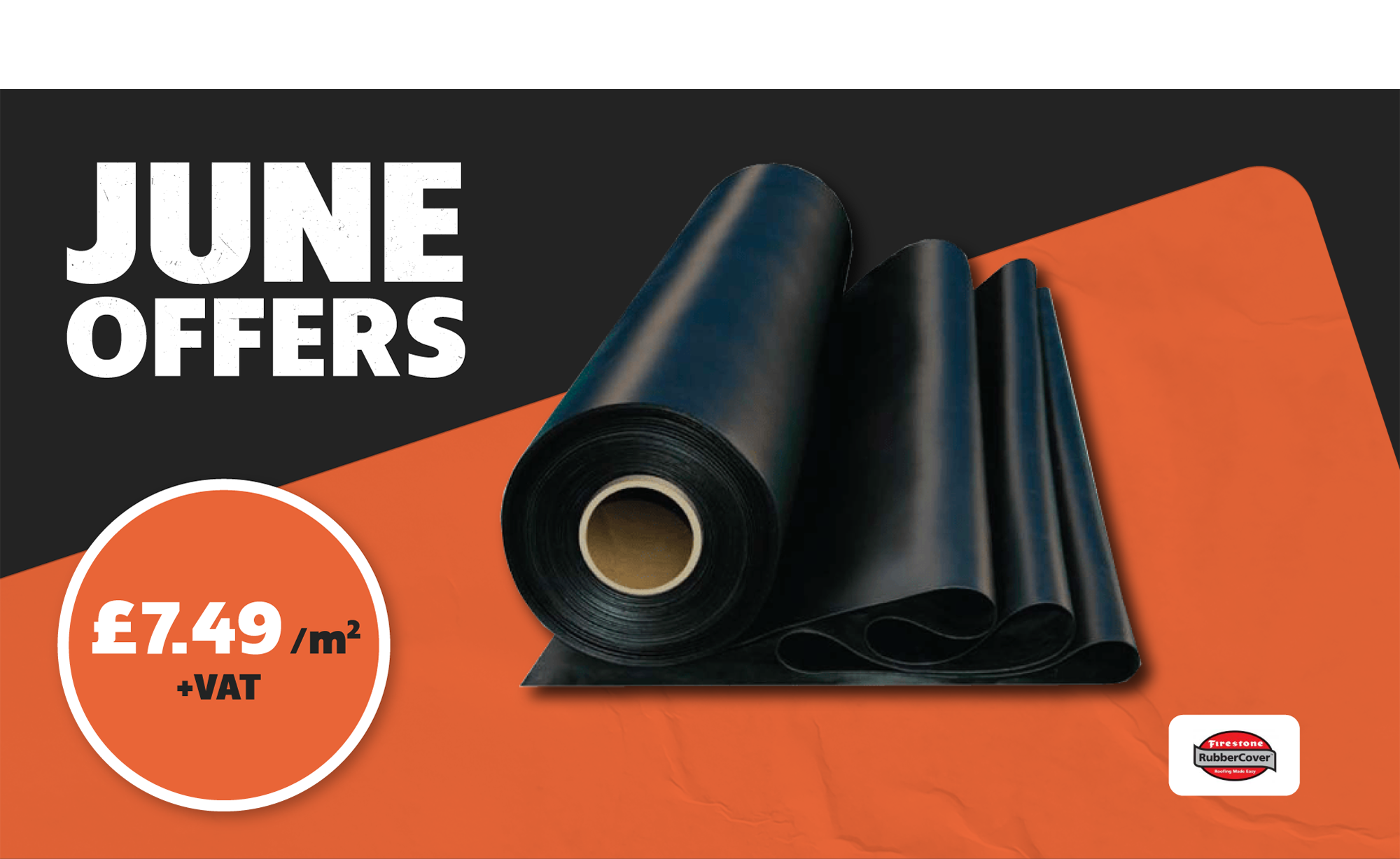 FIRESTONE EPDM FROM £7.49/m2