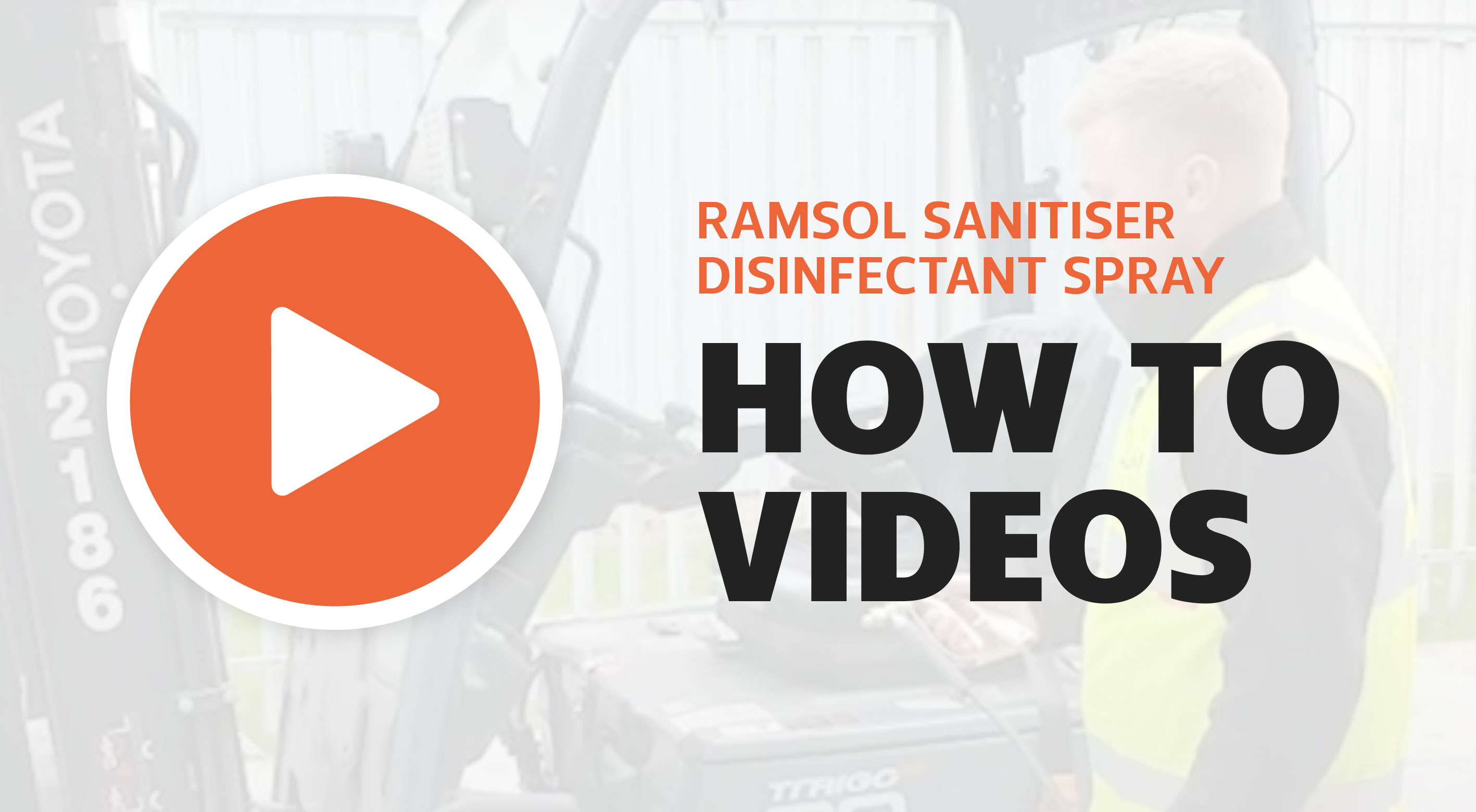 Ramsol Sanitiser - Feature