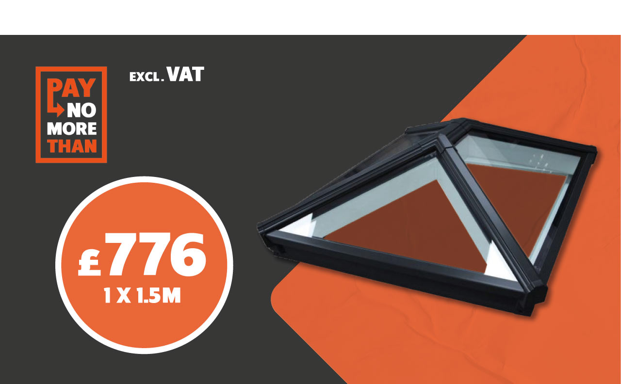 Korniche Roof Lantern only £776